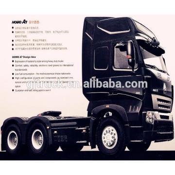 Sinotruk HOWO Traktor, HOWO Traktor, Sinotruk HOWO LKW, 6 * 4 HOWO Traktor LKW / HOWO Antrieb Sinotruk HOWO Traktor, Traktor LKW HOWO, Sinotruk HOWO LKW, HOWO 6X4 Traktor LKW, 266PS, 290PS, 336PS, 371PS