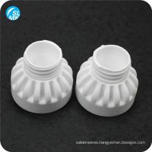 high strength 95 alumina ceramic lamp holder E27 for sale