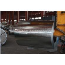 Galvanizado bobina de aço de zinco 40g / m2 de primeira qualidade