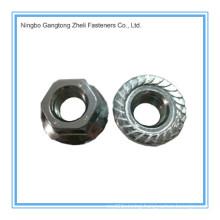 DIN6923 Flange Nut for Industry