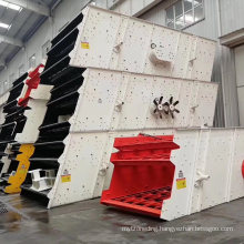 Circular Vibrating Screen Machine for Sand Sieving