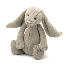 Big White Rabbit Plush Toy