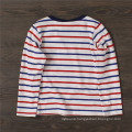 Good Quality Blue Safety Stripe T-shirts,Unbranded Unisex T-shirts In Bulk