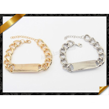 Zipper Chain Bracelet, European Jewelry Bracelet Wholesale (FB075)
