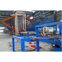 Maquinaria de Producción de MDF