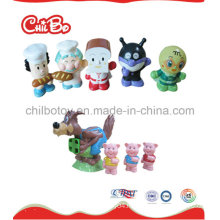 Lovely Cartoon Plastic Toy for Promotion (CB-PM010-S)