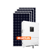 Bulgaria hot sale 30kw on grid solar energy system 30kw solar power system home use