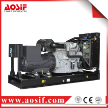 400KW Grupo electrógeno diesel con motor perkins