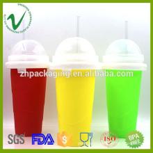 Food grade drinking empty plastic water container 750ml joyshaker bottle