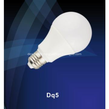 LED 7w E27 bulb light 640LM 2700-6500k featured design Ra80 2835 SMD  AC220-240v