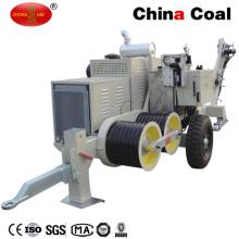 Machine d'extracteur hydraulique de la transmission aérienne 90kn 9t