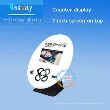 7-Zoll-LCD-Thekendisplay