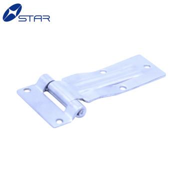 Fábrica Bisagras de puerta lateral de 180 grados Bisagras de puerta anti golpe