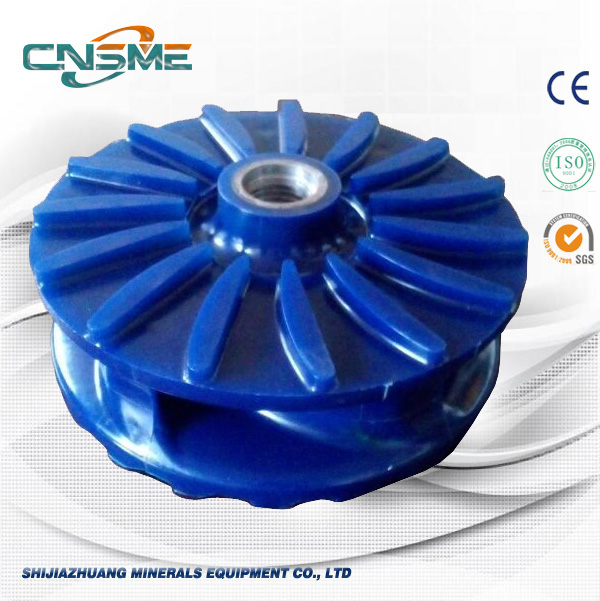 Polyurethane Impeller Of Pump Slurry