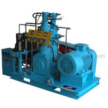 Aceite sin oxígeno de alta presión O2 Oxígeno Helio Argon Nitrógeno Bomba de hidrógeno Compressor Booster (gow-50 / 4-150)
