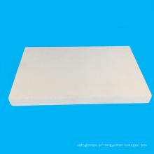 Folha da espuma do PVC da luz branca para a placa do exhibition
