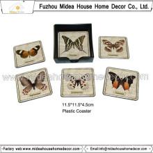 Coasters del corcho del PVC de la impresión del nuevo producto