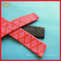 Nonslip heat shrink tubing for fishing tackle tube fishing rod grip cover