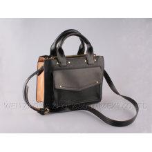 China Wholesale Tote Bag Studded Handbag Trendy Tote Bag (H14103)
