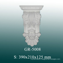 Decorative polyurethane Corbels for Home Decor and Wall Decoration