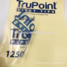 Impressão UV transparente PVC / PET limpar china folha da etiqueta
