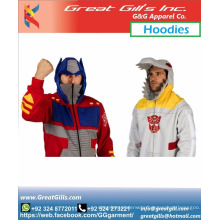 All Sublimated design super hero rash guard and hoodies are custom made in high quality printing