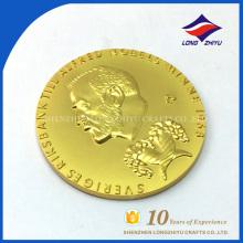 Profesional de oro de plata de plata monedas de metal Desafío militar Monedas de recuerdo de antigüedades