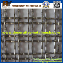 Low Price Galvanized Decorate Crimped Wire Mesh