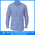 Shenhen Clothing Mens Cheap 100% Cotton Work Uniforms