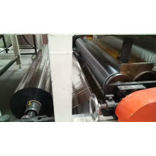 PVC Paper Faced Ceiling Panel Cutting Saw Machine Production Line