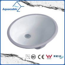 Évier en céramique de sous-sol de salle de bain (ACB1806)