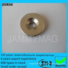 D18d5H3 screw cabinet door magnet