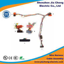 Car Wiring Harness Cable Assembly and Wire Harness Molex