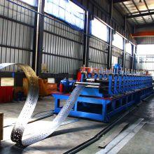 Steel tray sheet forming machine