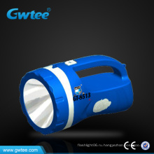 GT-8513 1.5W / 3W перезаряжаемый дистанционный светодиодный дешевый прожектор