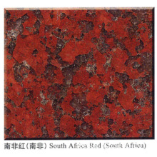 Granite Tiles(South Africa Red)