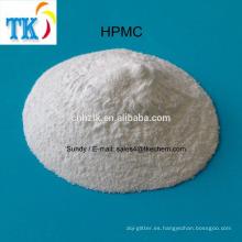 Hidroxipropilmetilcelulosa / HPMC
