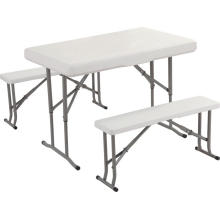 3 Kits Beer Folding Table and Chair