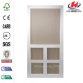 Victoria White Vinyl Screen Door