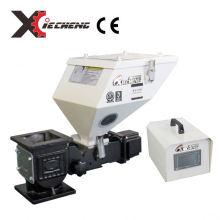 New design PLC controller Industrial masterbatch plastic volumetric doser