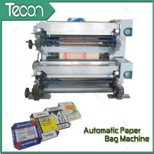Alta velocidad de producción de bolsas de papel Maquinaria