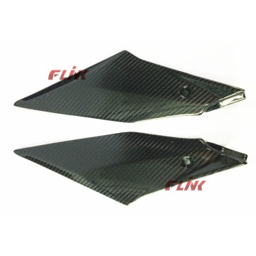 Motorcycle Carbon Fiber Parts Tank Side Panel for YAMAHA R1 2015
