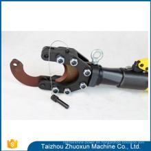 Importador hidráulico herramientas de corte extractor de engranajes Operado mano eléctrico trinquete cortador de cable con cerradura de seguridad