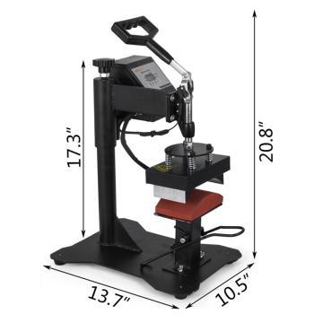 15*8 cm Hat Ball Cap Printing Machine