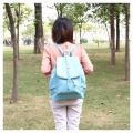 Leather School Backpacks for Student or Teenager
