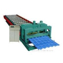 Machine de formage de rouleaux en acier galvanisé de haute qualité