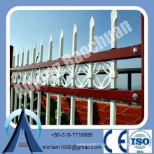 High quality Villa Ornamental Steel Fence