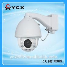 HD1080P cámara de ptz del IP del zumbido óptico 20x de la seguridad de Hikvision 20MP, cámara al aire libre del IP PTZ de Hikvision del CCTV, IR 150M