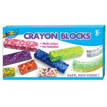 Lápis de cor Rich Color Crayons camuflagem