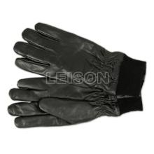 Polizei Leder Taktische Handschuhe